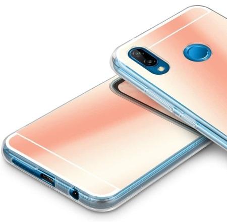 Zrcadlový obal TPU na Huawei P20 Lite