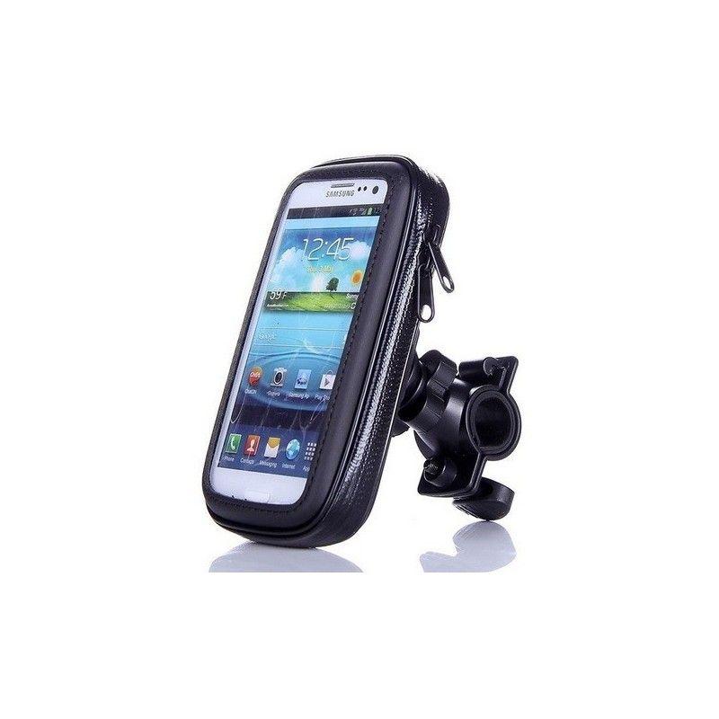 """Voděodolné pouzdro pro mobil na kolo 4,5"""" - malý"""