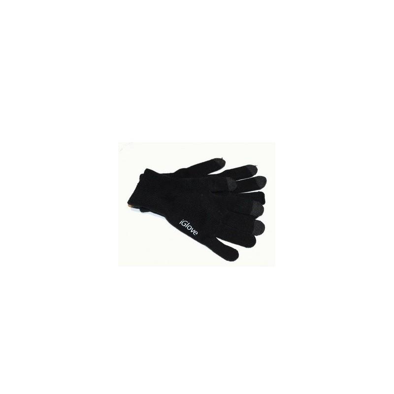 Dotykové rukavice iGlove-Černá