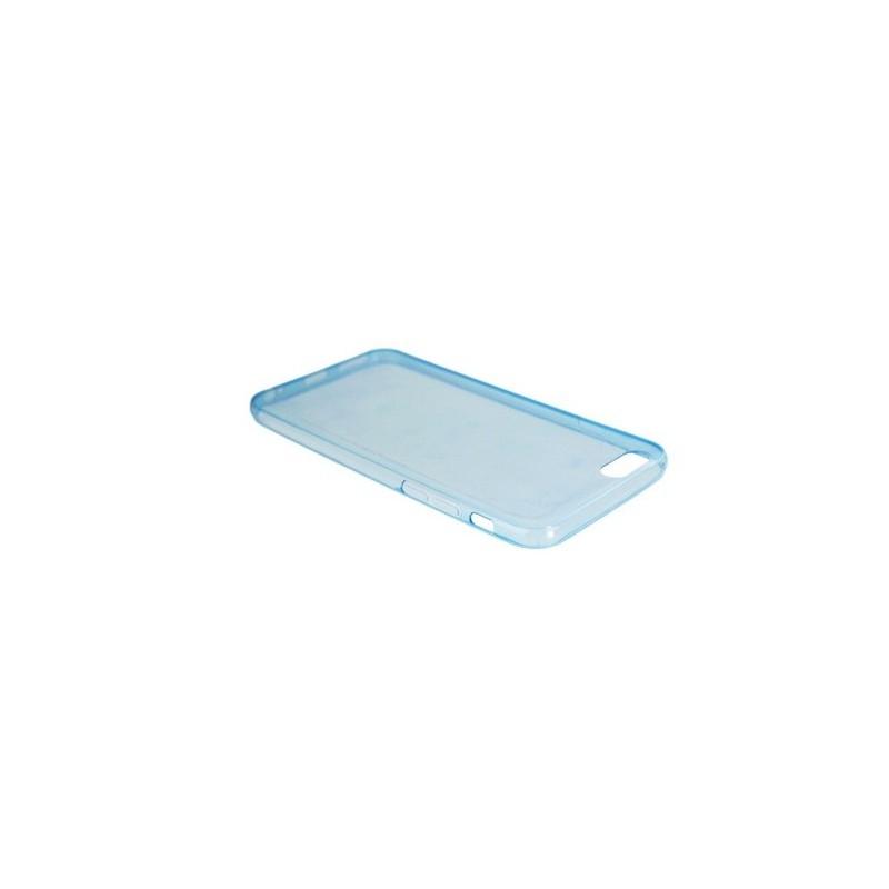 IPhone 6 silikonový obal-Modrá