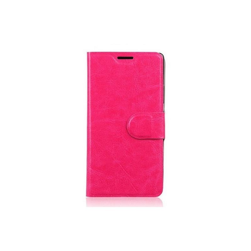 Huawei P8 Lite pouzdro s poutkem Růžové