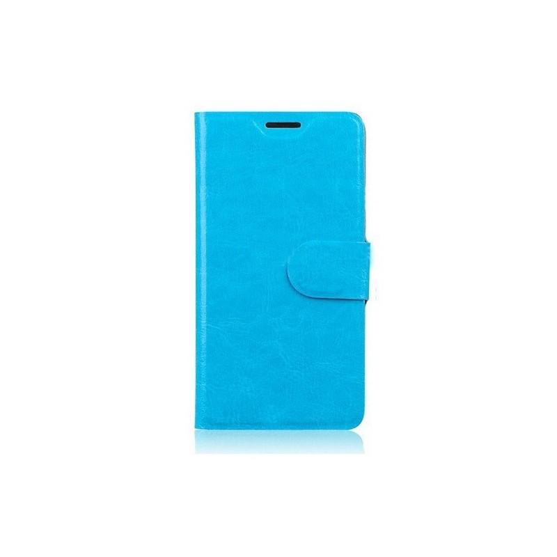 Huawei P8 Lite pouzdro s poutkem Modré
