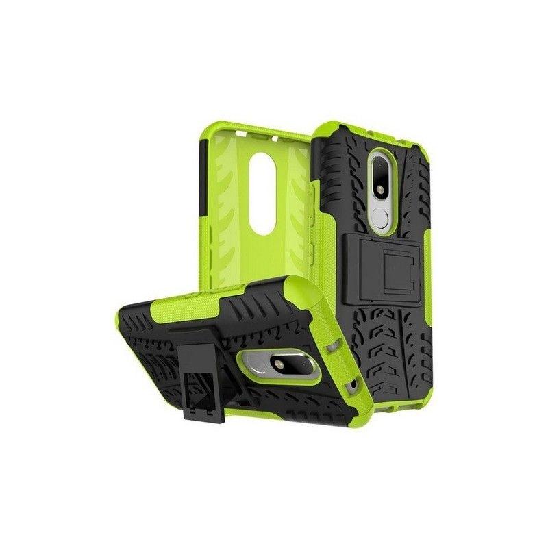 Lenovo Moto Z Play odolný obal Zelený